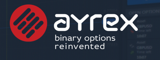 ayrex review & complaints logo